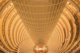 Grand Hyatt Shanghai Atrium