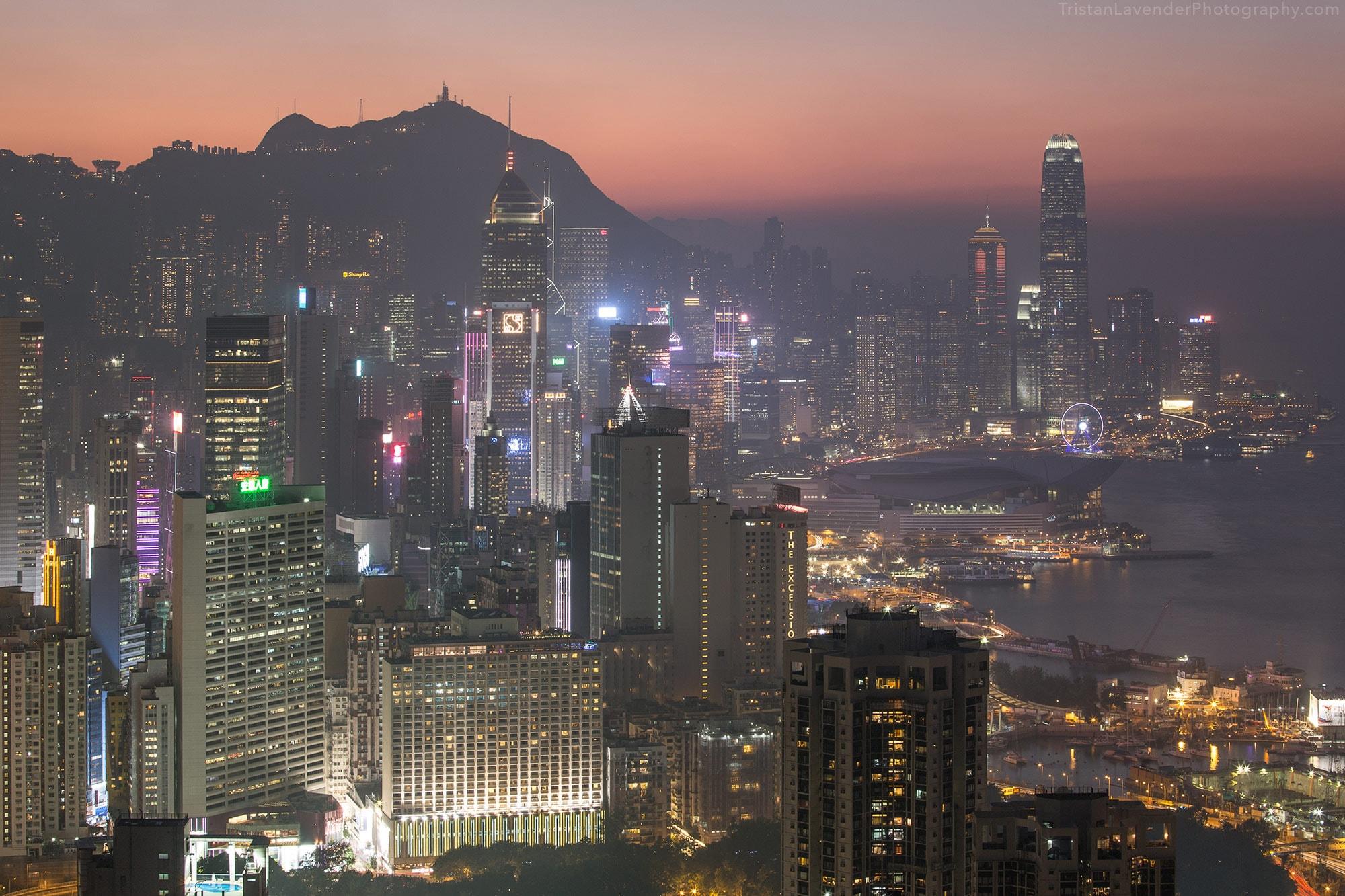 Hong Kong Braemar Hill