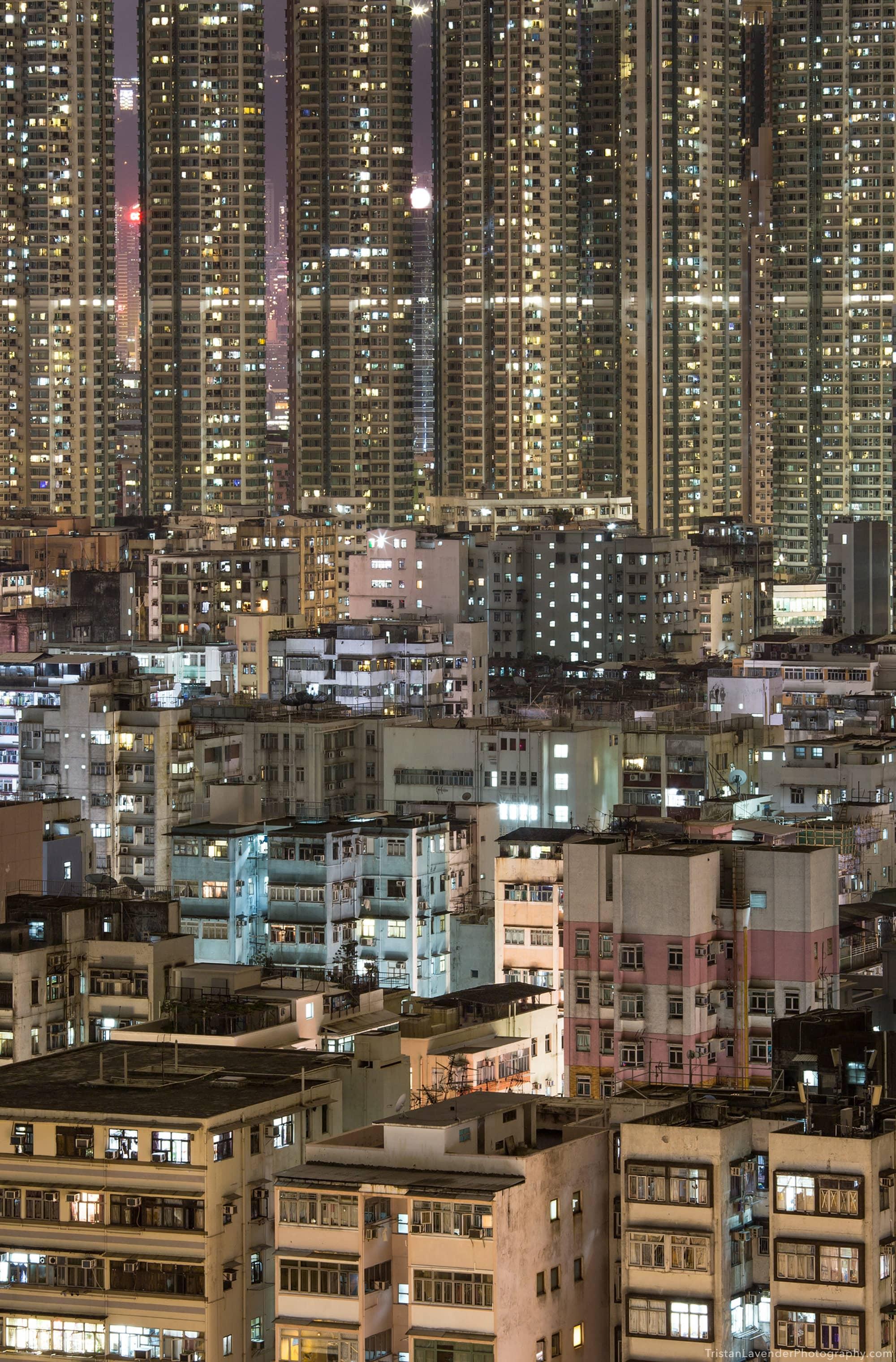 Hong Kong Garden Hill Shep Kip Mei