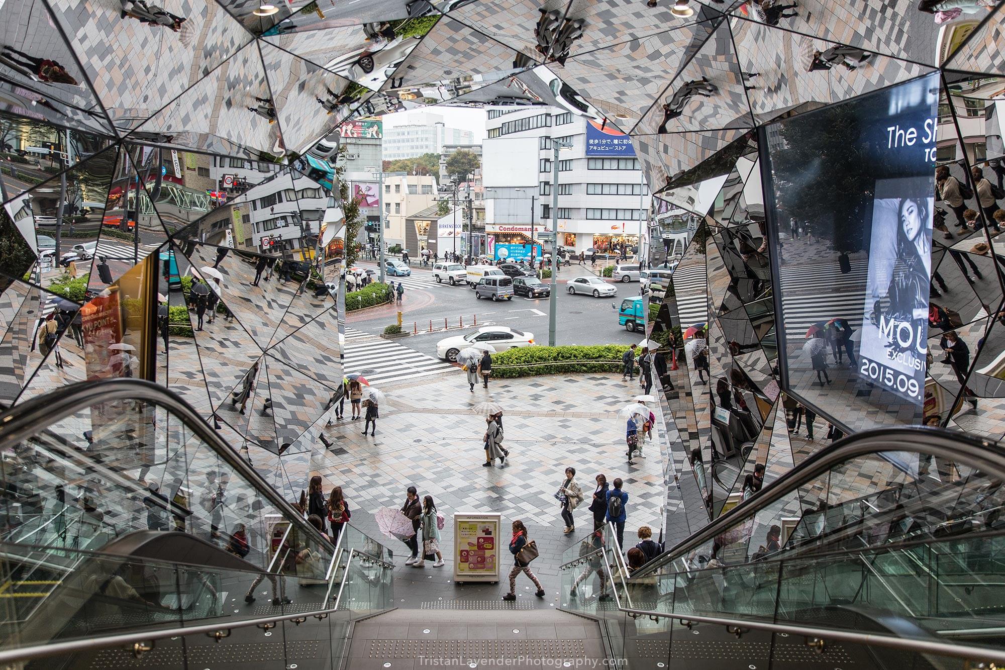 Tokyo Harajuku Shopping Mall