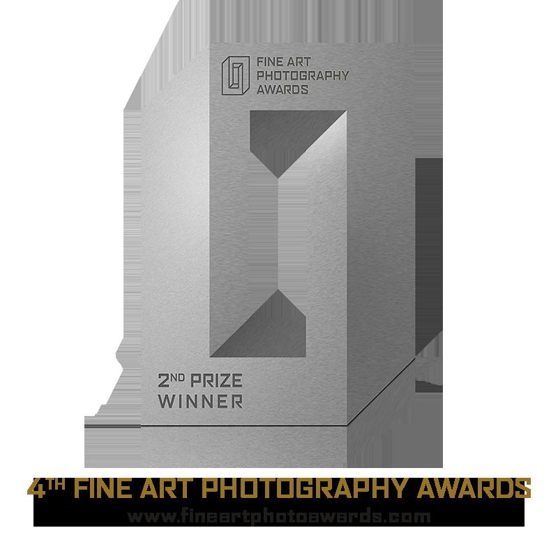 Fine Art Photography Awards second prize